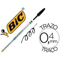 Boligrafo Bic especial Tablets Negro