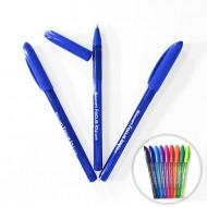 Boligrafo luxor focus azul