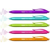 Boligrafo milan touch colors morado