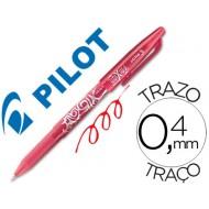 Boligrafo pilot frixion rojo