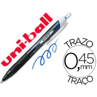 Boligrafo uni-ball jet stream junior sxn-150 azul