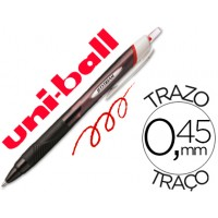 Boligrafo uni-ball jet stream junior sxn-150 rojo