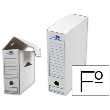 Caja archivo definitivo folio