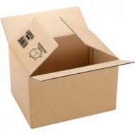 Caja de carton Kraft 260 x 210 x 100 mm