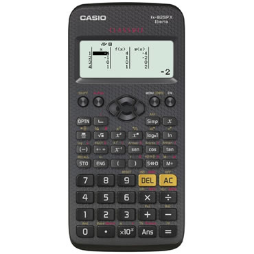 Calculadora Casio científica FX-82-SPXII ClassWiz