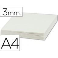 Carton pluma liderpapel doble cara din a4 espesor 3 mm