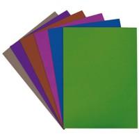 Cartulina din-A4 color marron paquete 50 unidades