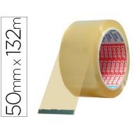 Cinta adhesiva tesa transparente 132 mt x 50 mm -para embalaje