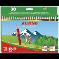 Lapices de colores alpino 30 colores
