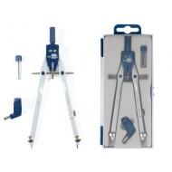 Compas liderpapel micrometricocon adaptador