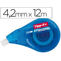 Corrector tipp-ex easy lateral 4,2 mm x12mts
