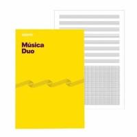 Cuaderno de Música Duo 8 Additio