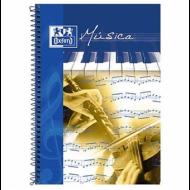 Bloc Música Oxford Folio