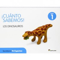 Cuanto Sabemos Los dinosaurios Nivel 1
