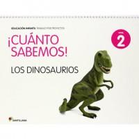 Cuanto Sabemos Los dinosaurios Nivel 2
