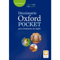 Diccionario Oxford Pocket Español-Inglés