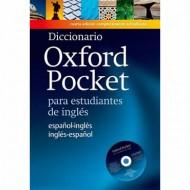 Diccionario oxford pocket español inglés