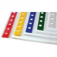 Funda multitaladro extraible In&Out Index Color amarillo bolsa 5 unidades