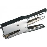 Grapadora q-connect de tenaza -capacidad 40 hojas -usa grapas 24/6 26/6