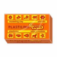 Plastilina jovi 70 naranja -unidad -tamaño pequeño