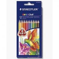 Lapices de colores triplus slim caja de 12u