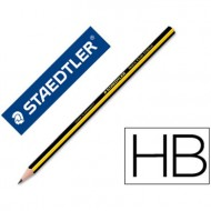 Lapices de grafito staedtler triplus slim 118 triangular mina de 2 mm.