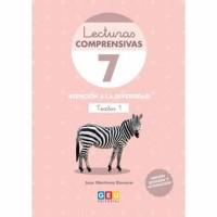 Lecturas Comprensivas 7 GEU Textos I