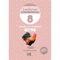 Lecturas Comprensivas 8 GEU Textos II