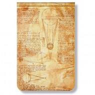Leonardo da Vinci, El Sol y La Luna Mini reportero