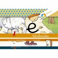 Letrilandia Cuaderno Escritura Pauta 1