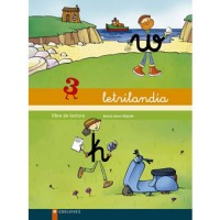 Letrilandia Lecturas 3