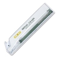 Minas liderpapel grafito 0.7 mm hb tubo de 12 minas