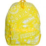 Mochila Doodle amarillo