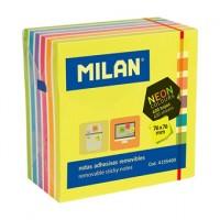 Notas Adhesivas Milan Taco 6 Colores