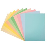 Papel color crema paquete 100 din A4