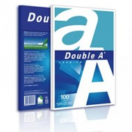Papel Fotocopiadora Double A 80grs DIN A4 Pack 100 hojas