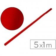 Papel Kraft color rojo cherry - Rollo 5x1 metros.