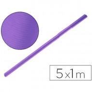 Papel kraft liderpapel violeta rollo 5x1 mt.