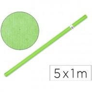 Papel kraft liderpapel verde malaquita rollo 5x1 mt.