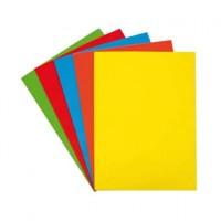 Papel Colores Intensos Surtidos 100 Unidades