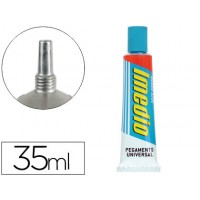 Pegamento imedio banda azul 35 ml -unidad