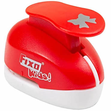 Perforadora Goma Eva modelo Lazo 2,5 cm