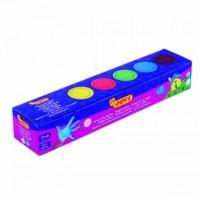 Pintura Dedos Jovi Pack 5 colores surtidos 35cc