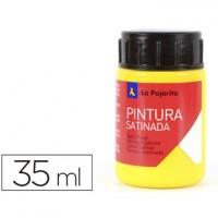 Pintura latex la pajarita amarillo oro 35 ml.