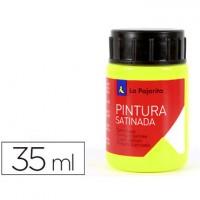 Pintura latex la pajarita oxido amarillo 35 ml.