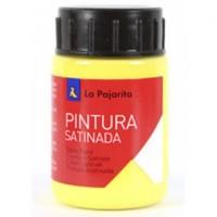 Pintura latex la pajarita amarillo limon 35 ml.