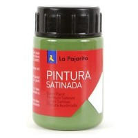 Pintura latex la pajarita verde monte 35 ml.