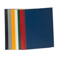 Portada Encuadernación Gofrada 1000 gr Din-A4 Pack 50 color Azul