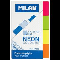 Puntos de Página Milan Neon