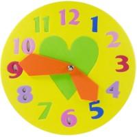 Puzzle goma eva El Reloj